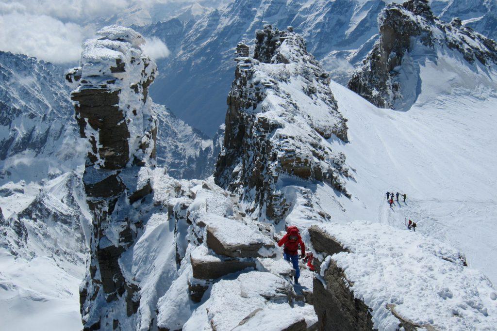 alpine world