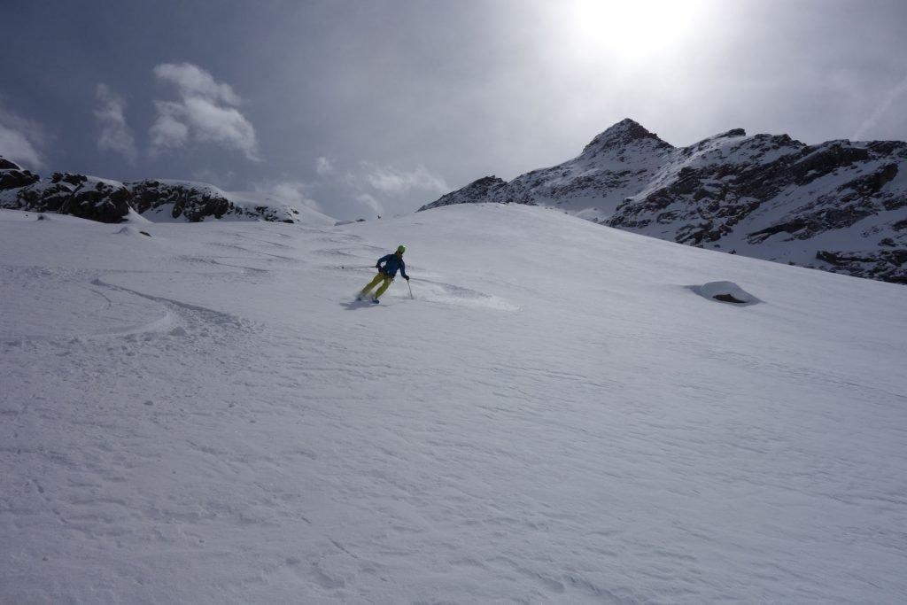 aosta valley ski touring